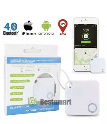 Open Box GPS Bluetooth Tracker, pack (Slim and Mate) - 2 Pack Tile Bluetooth