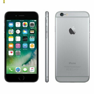 Apple iPhone 6 16G-64GB, GSM CDMA UNLOCKED, Excellent, Very Good, Good Condition