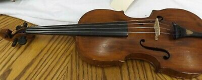 vintage violin w/ case and 2 bows and Joseph Lilly, Alantic City  Letter