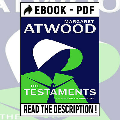 The Testaments by Margaret Atwood [EB-00K,Ƥ𝕯F] 🔥🔥 Fast Delivery