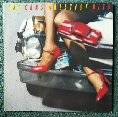 The Cars – The Cars Greatest Hits. (1985 MINT Vinyl LP)