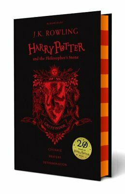 Harry Potter and the Philosopher's Stone - Gryffindor Edition 9781408883747