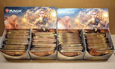 2 Boxes of Magic: The Gathering Modern Horizons (70 Opened Booster Packs)