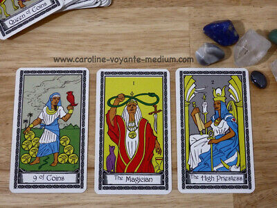 Tirage voyance medium oracle guidance intuitive 2 questions precises