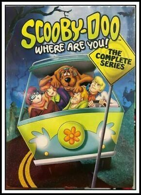 Scooby-Doo, Where Are You: The Complete Series (DVD, 7-Disc Set)