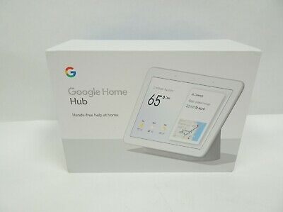 Google Home Hub - Smart Home Controller with Google Assistant - 01/L410116A