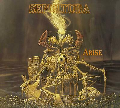 SEPULTURA Arise (2018) expanded edition remastered reissue 2-CD NEW/SEALED