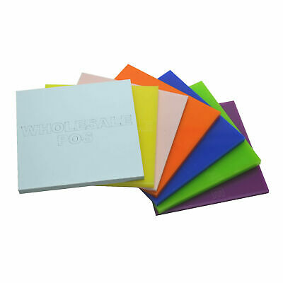5mm Acrylic Perspex® Plastic Cut to Size Sheet / 70+ Colours / A5 A4 + Custom
