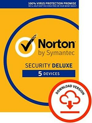 Norton SECURITY 5 Devices | 1 Year PREMIUM - OFFICIAL DOWNLOAD