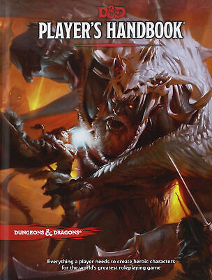 Dungeons & Dragons 5th Edition: Player's Handbook