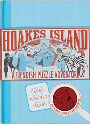 NEW - Hoakes Island: A Fiendish Puzzle Adventure