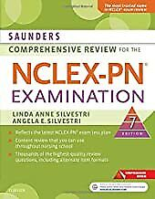 Saunders Comprehensive Review for the Nclex-Pn Examination 7 edition (P-D-F) 🔥