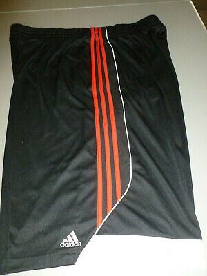 "ADIDAS CLIMALITE MEN'S BASKETBALL ATHLETIC SHORTS MENS SIZE 3XLT  13""inseam"