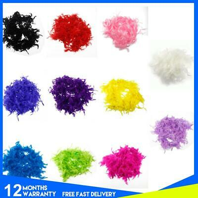 Fluffy Feather Boa Strip Party Wedding  Xmas Costume Fancy Decor Birthday 180cm