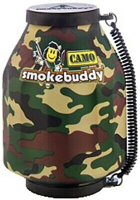 "Smoke Buddy The Original PERSONAL AIR FILTER ""Camo"""