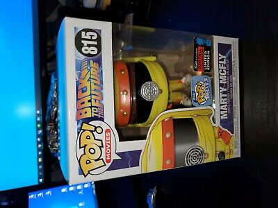 Funko Pop! Back To The Future Marty McFly 2019 NYCC Shared Exclusive *IN HAND* 3