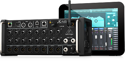 Behringer X Air XAIR XR18 Tablet-controlled Digital Mixer