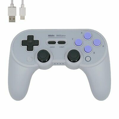 8Bitdo SN30 Pro+ Bluetooth Gamepad (SN Edition) For Nintendo Switch Windows