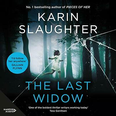 The Last Widow by Karin Slaughter -  [Audiobook]