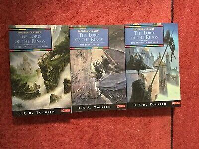 Lord Of The Rings Part 1-3 Books
