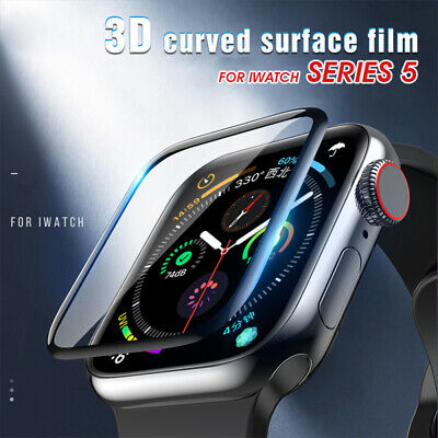 For Apple Watch iWatch Series 5 4 3 2 Tempered Glass Screen Protector 38 40 44mm