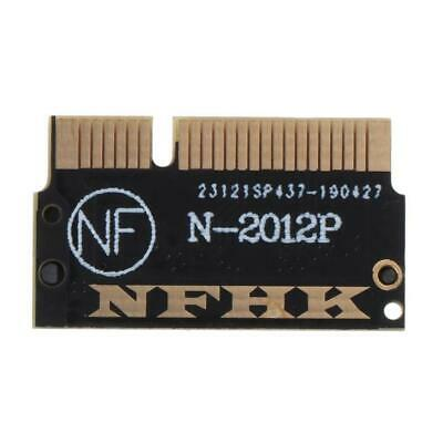 M.2 NGFF M Key SSD to Compatible for MacBook Pro Retina 2012 A1398 A1425 Adapter