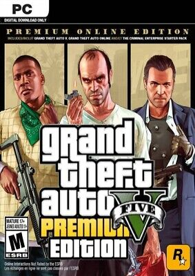 Grand Theft Auto V / GTA 5 PC FULL Access Account ✅ FAST DELIVERY (Online Works)