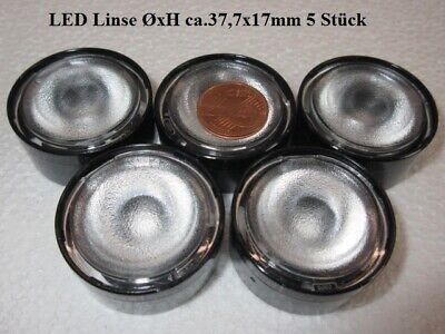 10X 13mm mini IR Lens 15 30 45 60 90 100 Degree For LED Diode Convex ReflectorXJ