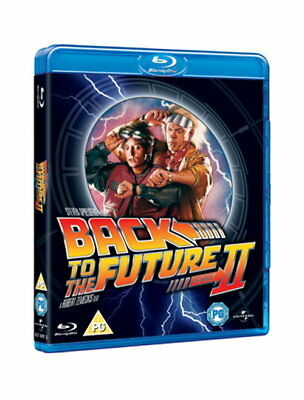 Back To The Future - Part 2 [New Blu-ray]