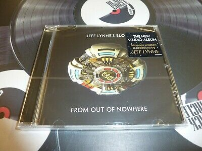 Jeff Lynne's Elo - From Out Of Nowhere Cd Mint/Sealed + Free Uk P&P