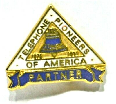 Pins La Poste Ptt Telephone Pionners Of America Partner