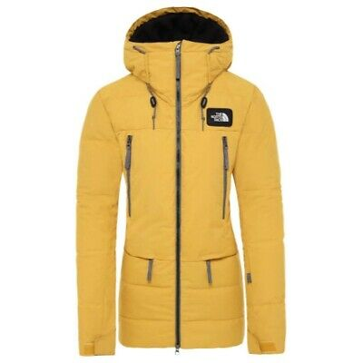 The North Face Pallie Down Jacket W Golden Spice NF0A3M17CZ21/ Ropa Nieve Mujer