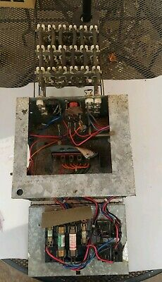 CARRIER  FUSED ELECTRIC HEATER OEM 40aq900050 #11