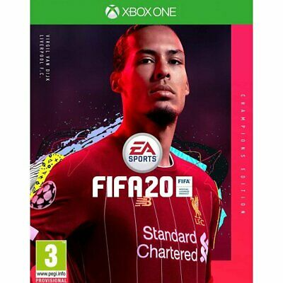 Fifa 20 Champions Edition Xbox One - EA Sports Fifa Football 2020 New