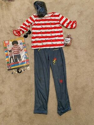 Child Deluxe Ratburger Costume David Walliams Book Day Week Fancy Dress Age 4-12