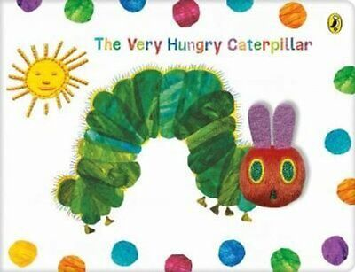 The Very Hungry Caterpillar Cloth Book by Eric Carle 9780723288961 | Brand New