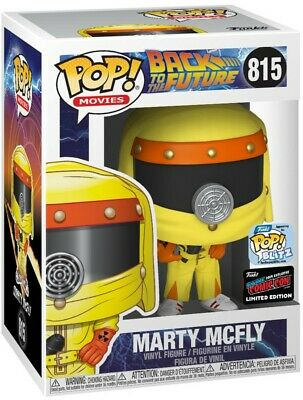 Funko Pop Movies Back To The Future - Marty Mcfly Nycc Exclusive