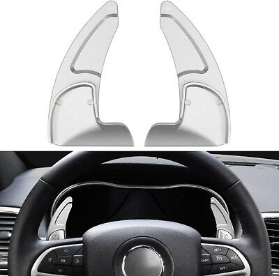 Steering Wheel Cover Lace-On New Size 14 1//2-15 1//2 WHITE Color  free ship