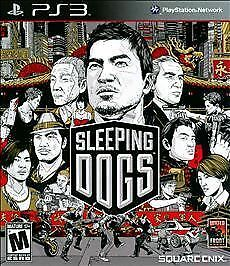 Sleeping Dogs (Sony PlayStation 3, 2012) DISC IS MINT