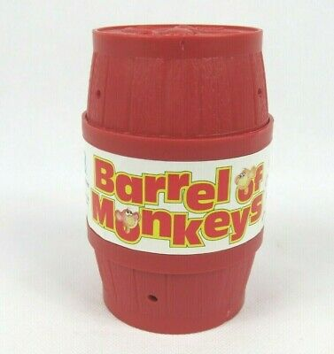 Barrel Of Monkeys Vintage 1998 Milton Bradley