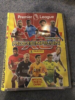 Panini Premier League Adrenalyn Xl 2019/20 Pick 50 Cards From The List Mint
