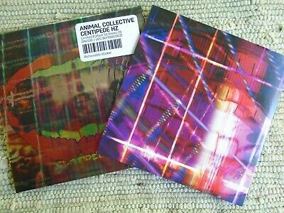 Animal Collective-Centipede HZ,CD And Entire album on DVD Plus Live Performances