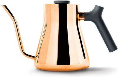 Fellow Stagg Stovetop Pour-Over Kettle For Coffee And Tea, 1.0L, Gooseneck Pour