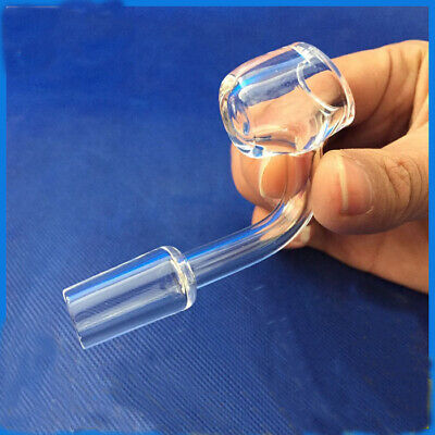 14mm Double Walls Quartz Thermal Banger Nail Male Joint