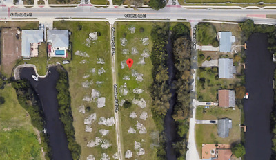 Waterfront Lot, Sarasota, PRE-FORECLOSURE, NR, Road Frontage, Sewer, Electric,
