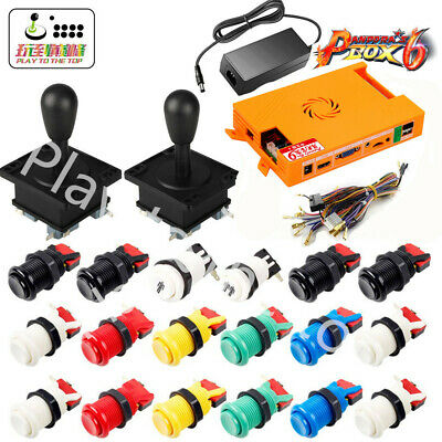 Pandora's Box 9 1500 in 1 Games  Button DIY Kit Bundle family KIT VGA HD
