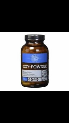 OXY-POWDER OxyPowder Colon Cleanser IBS Detox Authorised UK Distributor Fast P&P