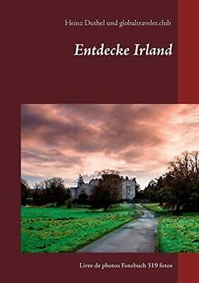 Discover Entdecke Decouvrir Irland, Duthel 9783743127197 Fast Free Shipping-,