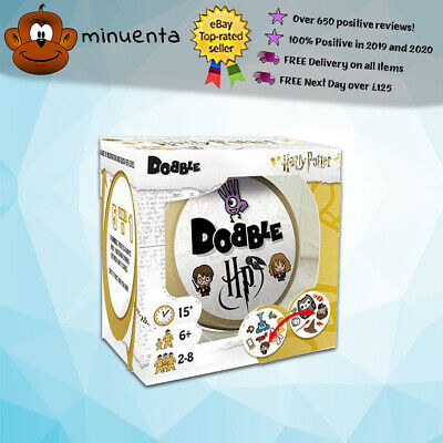 Dobble Harry Potter | Dobble Card Game | Spot It | Best Selling | Asmodee