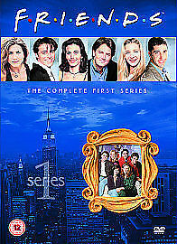 Friends: Complete Season 1 - New Edition [DVD] [1995], DVDs
